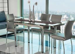 Кухонный стол стеклянный Signal GD-018