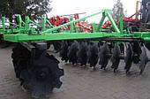 Дисковая борона Bomet 2.7 м. 2 секции