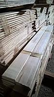 Вагонка дерев'яна двухстороння шліфована  ТОПОЛЬ