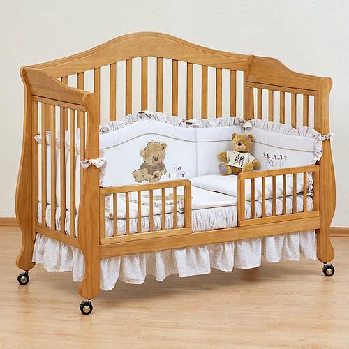 Постель в детскую кроватку 0+