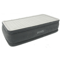 INTEX Надувная кровать Comfort-Plush Elevated Airbed 64412