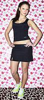 Женская юбка-шорты для тренировок