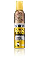 Пена для волос стайлинг Balea Mousse Locken Styling (3)