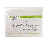 Пакеты одноразовые для парафинотерапии рук, 15х40 см, 20 шт N