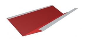 Планка ендовая для металлочерепицы