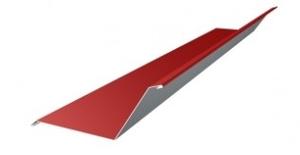 Планка примикання для металочерепиці