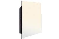 HYBRID Ivory 375 Вт (белая) керамическая ИК панель, фото 1