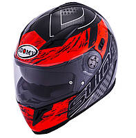 Мотошлем SUOMY  HALO DRIFT RED - L