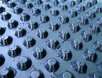 Профилированная мембрана TERRAPLAST PLUS L8 400 гр/м2