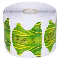 """Формы в рулоне """"IRISK"""" (Желто-зеленые), 500 шт"""