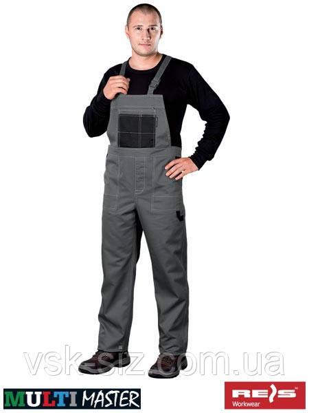 Защитный рабочий полукомбинезон REIS MULTI MASTER