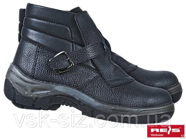 Безопасные ботинки REIS BRHOTREIS (для сварщиков), фото 1