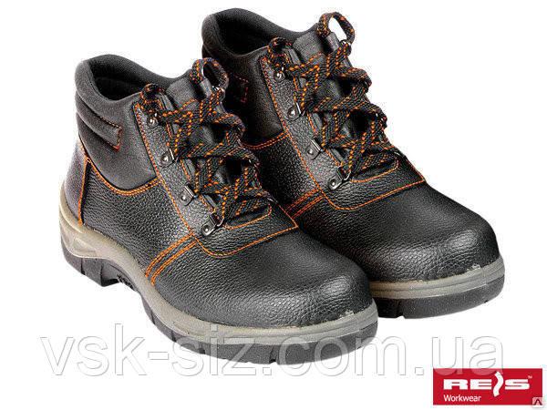 Защитные рабочие ботинки REIS BROPTIREIS.