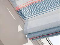 Римские шторы VELUX (Велюкс) аксессуары для мансардных окон