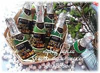 """Набор мыла """"Ящик новогоднего шампанского"""""""