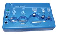Детектор для проверки ламп Lemanso   LM805
