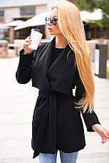 Кашемировое укороченное пальто , фото 2