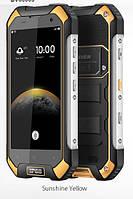 Смартфон ORIGINAL Blackview BV6000S Black-orange Гарантия 1 Год!