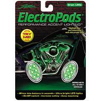 Подсветка Motrax Electro Pods зеленый