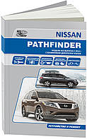 Nissan Pathfinder R52 бензин Руководство по эксплуатации, техобслуживанию и ремонту автомобиля