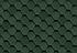 Битумная черепица Shinglas (Шинглас) Ультра Самба Малахит (Зеленый), фото 2