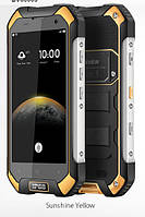 Смартфон ORIGINAL Blackview BV6000S Black-orange Гарантия 1 Год!