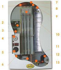 Котел электрический Днипро КЭО-НЕ 9 кВт, фото 2