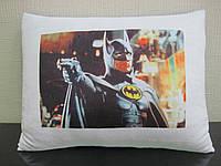 Подушка с фотопечатью Бэтмен Темный рыцарь