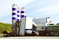 Бетонные заводы GURIS GSP60