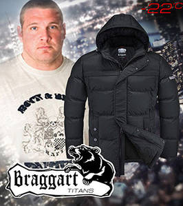 Куртки больших размеров зимние черные