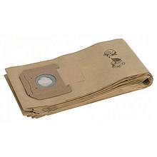Бумажный мешок Bosch для сух.пыли д/GAS 55, 2607432036
