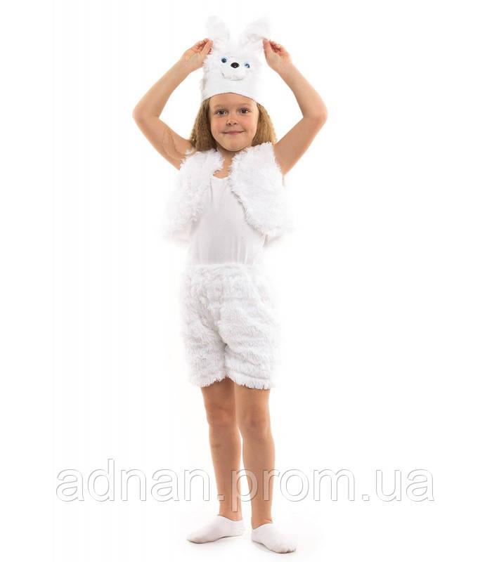 Костюм Зайчика на девочку,купить оптом  и розницу,MK 1408 KRKD-0001