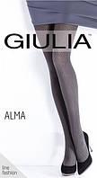 """Колготки женские с рисунком """"ALMA"""""""