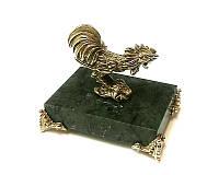 Статуэтка бронзовый Петух, оригинальный подарок