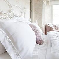 Venice от Casual Avenue (Eke Home) евро комплект постельного белья в кремовом цвете