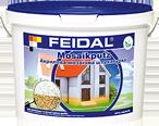 Мозаичная штукатурка Mosaikputz Feidal 25 кг