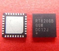 Микросхема контроллер питания RT8206AGQW