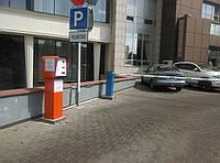 Парковочная система для парковки по чекам