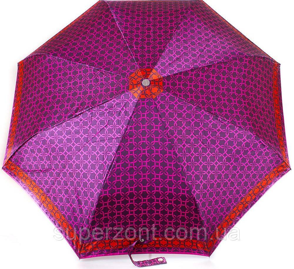 Изысканный женский зонт, полный автомат Doppler DOP74665GFGG18-1 система антиветер