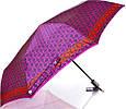 Изысканный женский зонт, полный автомат Doppler DOP74665GFGG18-1 система антиветер, фото 3