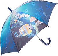 Оригинальный детский зонт-трость, полуавтомат Doppler DOP72759K-1