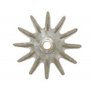Крыльчатка-пылеотсос для ленточной шлифмашины 457