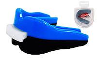 Капа боксерська 3313 Black/Blue  SR
