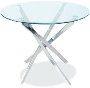 Кухонный стол стеклянный Signal AGIS