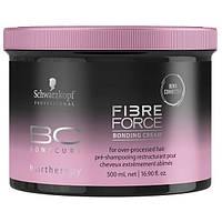 Укрепляющий крем для волос Schwarzkopf Professional Bonacure Fibre Force Bonding Cream 500 ml