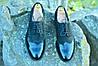 Туфли мужские кожаные  броги Florentino, made in Italy., фото 5