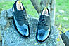 Туфли мужские кожаные  броги Florentino, made in Italy., фото 3