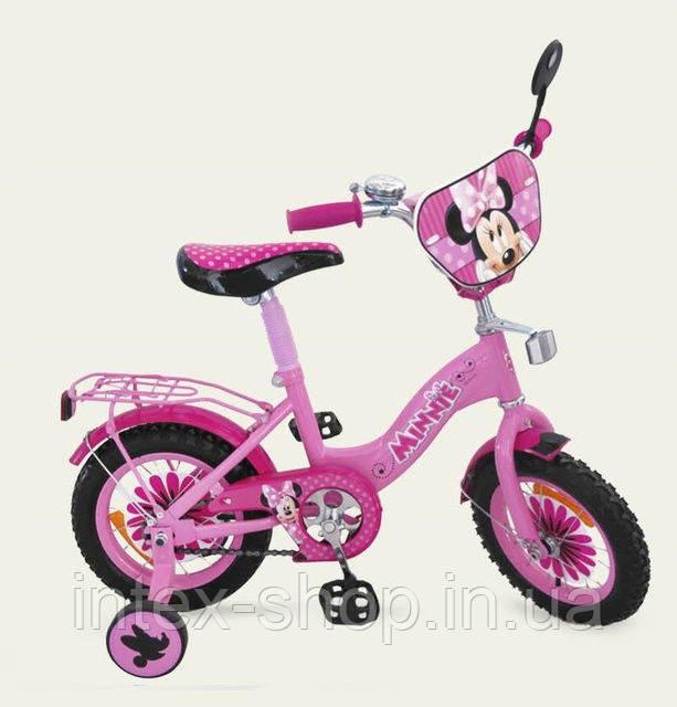 Детский велосипед 12 дюймов 151225