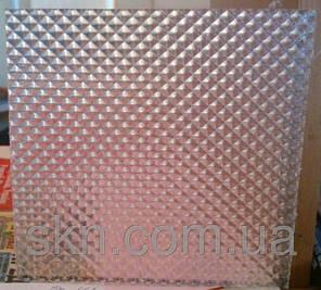 Полупрозрачный монолитный поликарбонат ПРИЗМА 2мм 2,0*3,05м, фото 2