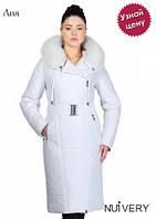 Женское зимнее пальто Лия Nui Very (Нуи Вери) купить в Хмельницком